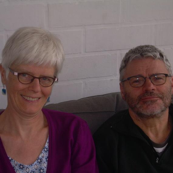 Het pensioenfeest van Hilde&Geert