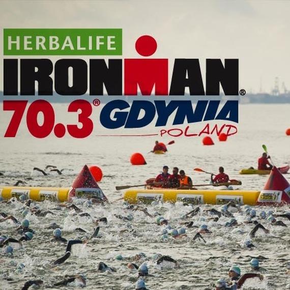 Ironman 70.3 Gdynia