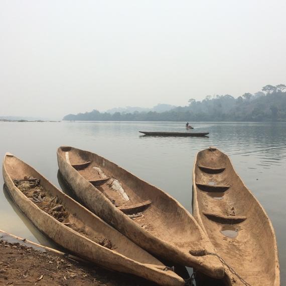 Je cours pour le Pool d'Urgence Congo