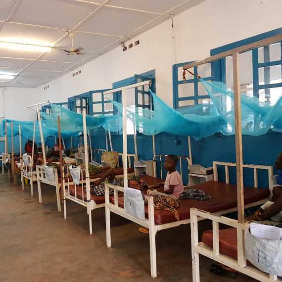 Vastenactie ten voordele van project Artsen zonder Grenzen in Sierra Leone