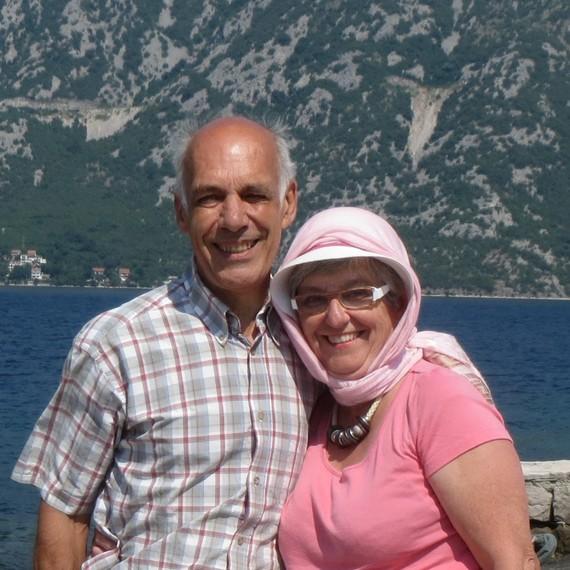 70 ans Marie-Hélène et Claude