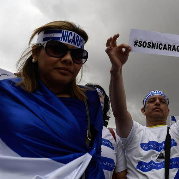 Urgence Covid-19 Nicaragua
