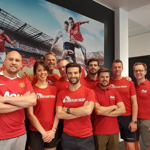 Aon Running Team 2018